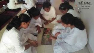 Sati Pasala Programme at Seelawathi Sewana, Wickramasinghapura (11)