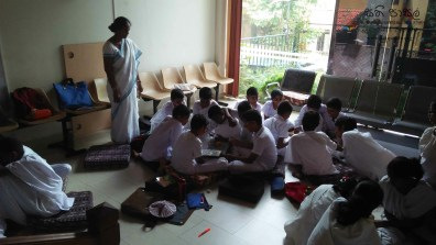 Sati Pasala Programme at Seelawathi Sewana, Wickramasinghapura (14)