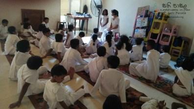 Sati Pasala Programme at Seelawathi Sewana, Wickramasinghapura (15)