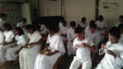 Sati Pasala Programme at Seelawathi Sewana, Wickramasinghapura (5)