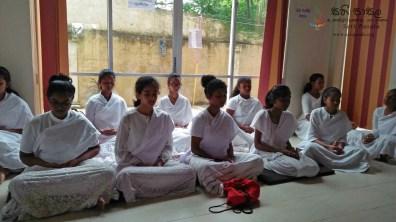Sati Pasala Programme at Seelawathi Sewana, Wickramasinghapura (8)