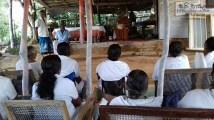 Sati Pasala Programme at Shailagiri Aranya, Nikahetiya (2)