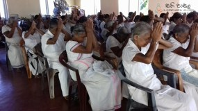 Sati Pasala Programme for Elders in Daulagala (1)