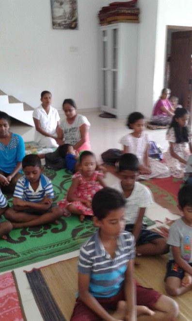 Sati Pasala at Dammadinna Assramaya, Talapathpitiya (3)