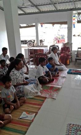 Sati Pasala at Dammadinna Assramaya, Talapathpitiya (5)