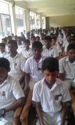 Sati Pasala at Janadhipathi Vidyalaya, Maharagama (3)
