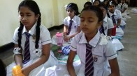 Mindfulness for grade 4 and 5 students from President Model School Dodanwala (10)