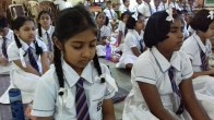 Mindfulness for grade 4 and 5 students from President Model School Dodanwala (13)