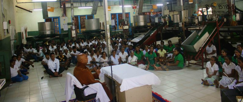 Monthly Sati Pasala for Dartry Valley Tea Factory - 14th September 2018 (1)