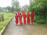 Sati Pasala Initiative Programme at Banagala Sri Upatissa Pirivena (6)