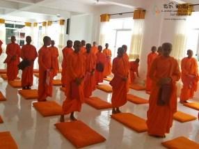 Sati Pasala Mindfulness Programme at Dekanduwala Bhikkhuni Training Centre (2)