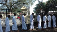 Sati Pasala Programme at Gatambe Temple, Kandy (39)
