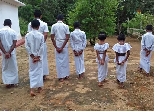 Sati Pasala at Sri Bodhiraaja Pirivena Kaluthenna, Bopana Udu Dumbara