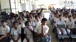 Sati Pasala programme at As-Siraj Muslim Boys School - 2nd of November 2018 (4)