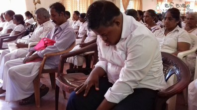 Sati Pasala programme at Prashakthi Disabled People Association, Udu Nuwara (13)