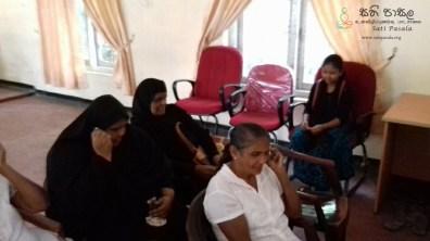 Sati Pasala programme at Prashakthi Disabled People Association, Udu Nuwara (20)