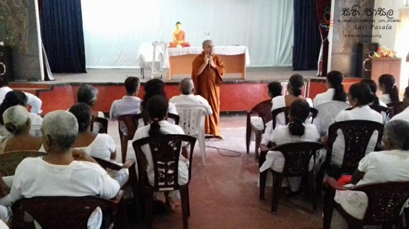 Sati Pasala programme at Prashakthi Disabled People Association, Udu Nuwara (25)