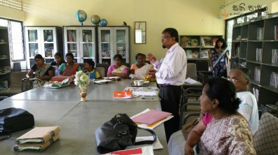 School-Based Teacher Training Programme at Hiswella Kanista Vidyalaya (4)