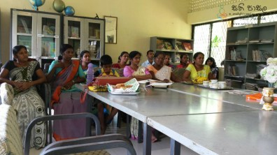 School-Based Teacher Training Programme at Hiswella Kanista Vidyalaya (5)