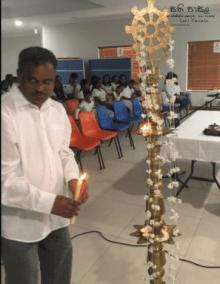 Inauguration of Sati Pasala Perth, Australia - 17th November 2018 (3)