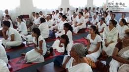 Mindfulness Facilitators Training Programme at Subodharama Peradeniya (2)
