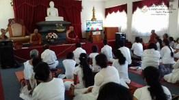 Mindfulness Facilitators Training Programme at Subodharama Peradeniya (4)