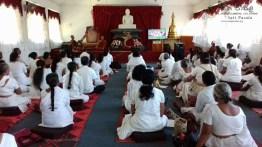 Mindfulness Facilitators Training Programme at Subodharama Peradeniya (5)