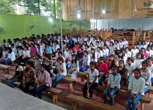 Mindfulness Programme for Success institute, Kegalle