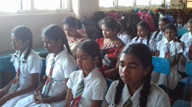 Mindfulness for Peradeniya Junior Secondary School (18)