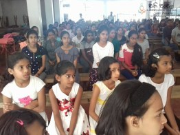 Sati Pasala Mindfulness Programme for Vishva Institute, Mawanella (21)