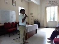 Sati Pasala Mindfulness Programme at Harispattuwa District Secretariats office (5)