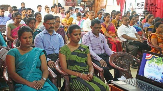 Sati Pasala Programme at Kothmale Zonal Education Office - 18th January 2019