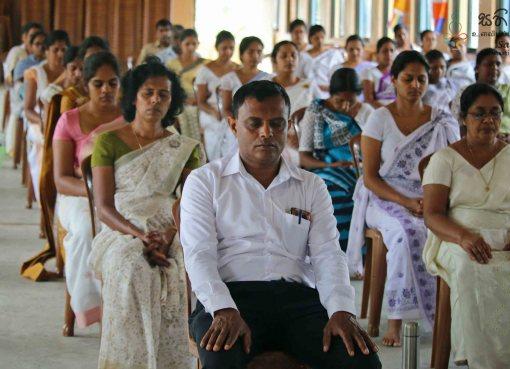Sati Pasala Programme at Pussellawa Maha Vidyalaya - 11th February 2019