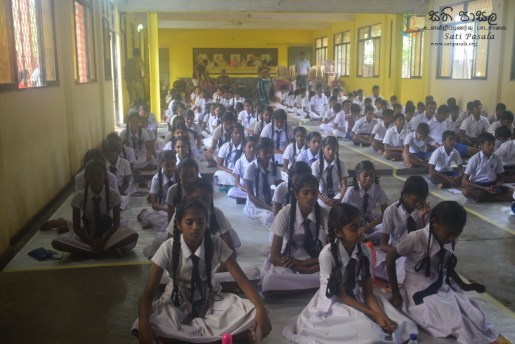 Mindfulness as a Preventive Method for Dangerous Drug Addicts at Mattakuliya (1)