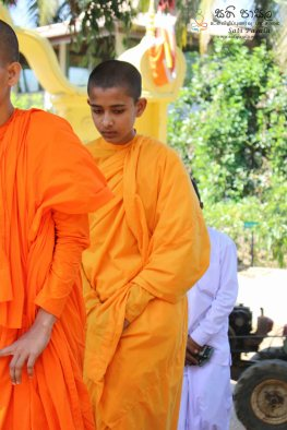 Monthly Sati Pasala for Venerable Members of the Clergy - 31st January 2019 (14)