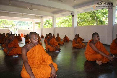 Monthly Sati Pasala for Venerable Members of the Clergy - 31st January 2019 (6)