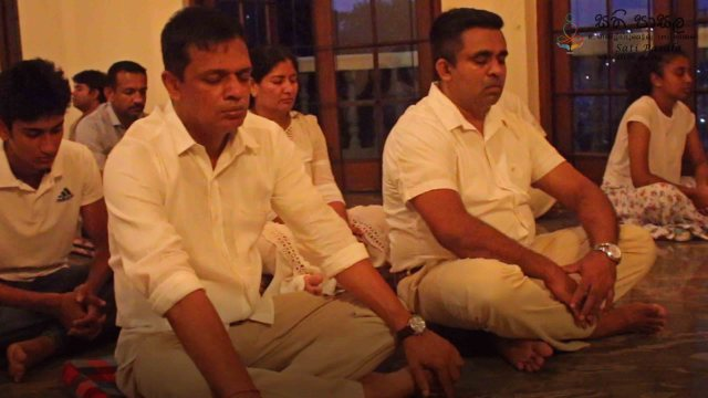 Sati Pasala Mindfulness Programme for Bankers & Executives - 13th February 2019