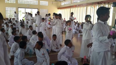Sati Pasala Programme at Dharmadutha Daham Pasala, Pagoda, Nugegoda (13)