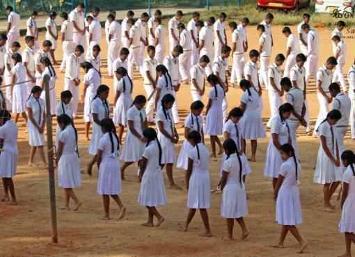 Sati Pasala Programme at Pusella Gamunupura Maha Vidyalaya - 12th February 2019