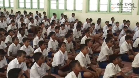 Sati Pasala Programme at St. Thomas College, Matara - 7th & 8th January 2019 (31)