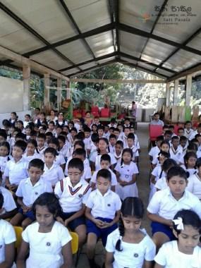 Sati Pasala at Pilimathalawa Primary School (15)