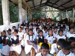 Sati Pasala at Pilimathalawa Primary School (8)