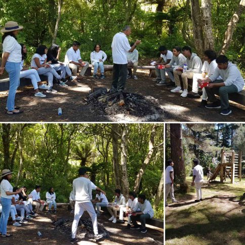 Workshop on Mindfulness at Brookfield Scout Camp, Wellington, New Zealand – 3rd February 2019