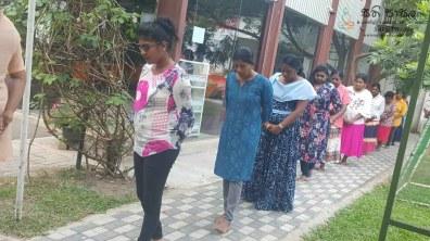 Mindfulness for Pre-School Teachers at IIHS Education Center, Welisara (15)