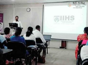 Mindfulness for Pre-School Teachers at IIHS Education Center, Welisara (7)