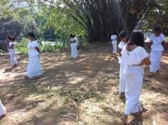 Mindfulness for Sri Rathanajothi Sunday School, Balawathgama (17)