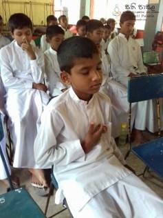 Mindfulness for Sri Rathanajothi Sunday School, Balawathgama (31)