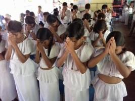Mindfulness for Sri Rathanajothi Sunday School, Balawathgama (4)