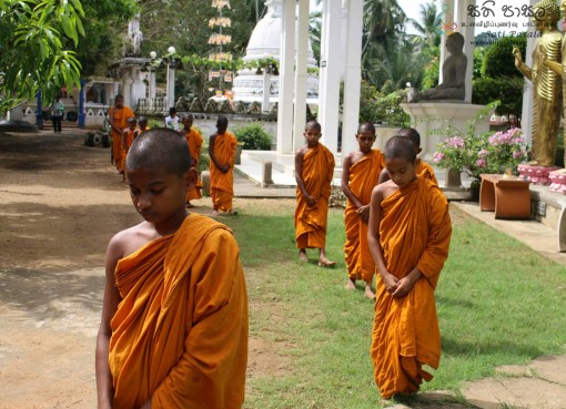 Monthly Sati Pasala for Venerable Members of the Clergy -12th March 2019