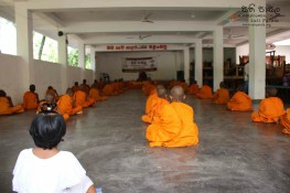Monthly Sati Pasala for Venerable Members of the Clergy -12th March 2019 (14)